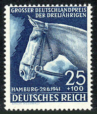 Germany B191, MNH. Race Horse, 1941