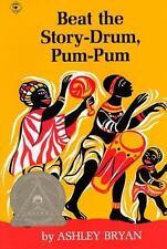 Beat the Story-Drum, Pum-Pum (Aladdin Books), Bryan, Ashley, 0689711077, Book, A