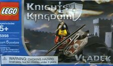 Lego Knights Kingdom Vladek 5998 Polybag BNIP