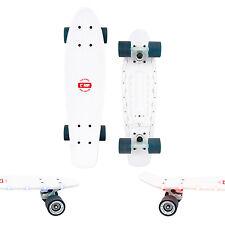 RAM led Pennyboard Skateboard Cruiser Mini Komplettboard Funboard Kinder Abec 7