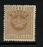Macao SC# 15, appears Mint Never Hinged, w/ dry gum spot in Center & side -S3182