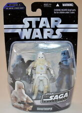 Star Wars Saga Collection Snow trooper Battle Of Hoth 2006 New In Package