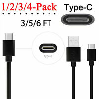 For Samsung Galaxy S10/S10e/S10 Plus USB Type C Fast Charger Charging Syn Cable