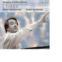 Mozart: Klavierkonzerte 24 & 25 / Rudolf Buchbinder