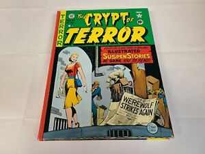 EC Comics Library Tales from the Crypt Hardcover Vol. 1 1979