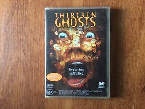 Thirteen Ghosts, Rare DVD