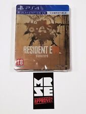 Resident Evil 7 BioHazard Steelbook PS4 Limited Edition (Import) PlayStation 4