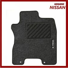 Genuine Nissan X-Trail Car Floor Mats Standard Textile Tailored Front & Rear New