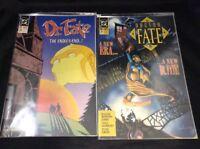 Doctor Fate 24 & 25 DC Comics 1991 VF Dr. Fate Nabu Justice League JLI