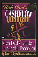 Rich Dad's Cashflow Quadrant : Rich Dad's Guide to Financial Freedom