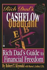 Rich Dad's Cashflow Quadrant : Rich Dad's Guide to Financial Freedom