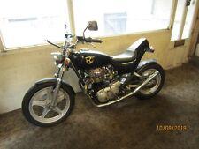 yamaha motorcycle xs 650/750