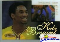1996/97 INKcredible Behind the Glass Kobe Bryant ROOKIE MINT-NEVER ISSUED !