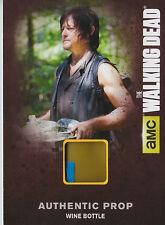 The Walking Dead Season 4/1 M03 Prop Card Wine Bottle (D)