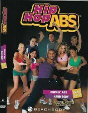 Hip Hop ABS Dance Party Series Rockin' Workout Body DVD Beachbody Shaun T