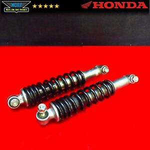 1987 HONDA TRX200SX TRX 200 SX FRONT SUSPENSION SHOCK ABSORBERS DAMPERS