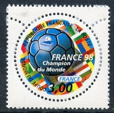 STAMP / TIMBRE FRANCE NEUF N° 3170 ** FRANCE 98 COUPE DU MONDE FOOTBALL 1998