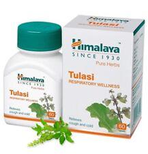 Himalaya Tulsi Tulasi (Ocimum sanctum) Wellness 60 Tablets Herbal Product
