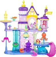 My Little Pony The Movie Canterlot and Seaquestria Castle Playset- MLP Canterlot
