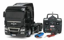 Tamiya 56325 1:14 MAN TGX 26.540 6X4 XLX Radio Controlled Truck - Black