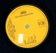 "Abba(7"" Vinyl)Ring Ring / Rock N Roll Band-Epic-S EPC 2452-UK-1974-Ex/Ex-"