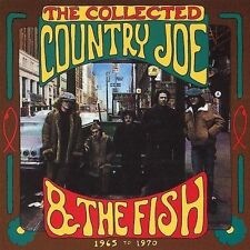 COUNTRY JOE & THE FISH - THE LIFE AND TIMES OF COUNTRY JOE & THE FISH NEW CD
