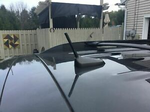 Made in USA 4 Black Aluminum Antenna is Compatible with Chevrolet Equinox 2007-2017 AntennaMastsRus