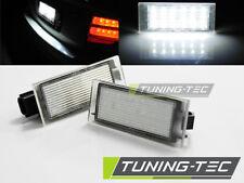 Kennzeichenbeleuchtung für RENAULT TWINGO 2 CLIO 3 MEGANE 2,3 LAGUNA 2,3 LED