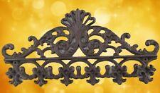 Garderobe 5 Haken Eisen Wandhaken eisen farbig L.35cm Haus+Garten sehr stabil