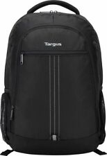 Targus Sport Backpack with Padded Laptop Compartment 17.8 x 12.3 x 5.2 Black