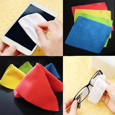 100Pcs multi-purpose cleaning cloth microfiber camera lens cleaner