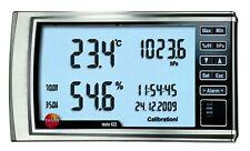 Testo 622 - Hygrometer with Pressure Indication - NEW