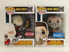 Coma Doof Warrior Blood Bag Mad Max Fury Road Target Walmart Funko Pop Vinyl