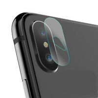 For iPhone X Protector Cover Camera Lens Protective Tempered Glass Screen Film T