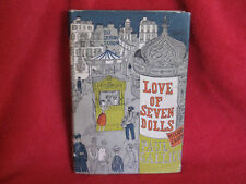 Love of Seven Dolls ~ Paul GALLICO.  HbDj 1954    *Got SIGNED copy too!! in MELB