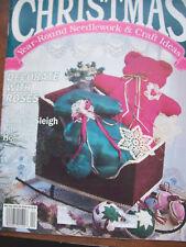 Christmas Year-Round Needlework & Craft Ideas 1992