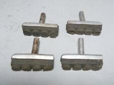 4 anciens porte patins mafac vintage velo