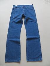 Wrangler L32 Herren-Jeans mit mittlerer Bundhöhe und regular Länge