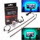 TV-Hintergrundbeleuchtung LED USB Leiste Strip Multicolour Ambiente Mood Light