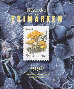 Schweden 1996 Jahrbuch **, komplett, Sammlung, postfrisch, MNH