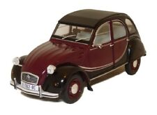 1/24 CITROEN 2CV CHARLESTON 1982 IXO SALVAT DIECAST TEST