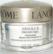 Lancome Absolue Premium Bx Sunscreen Day Cream SPF 15 choose 1/2/3/4 pieces