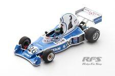 Ligier JS5 Matra Gitanes Laffite Formel 1 Long Beach 1976 1:18 Spark 18S220 NEU