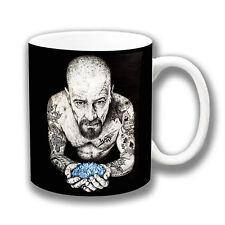 BREAKING BAD WALTER weiß Heisenberg 284ml Keramik Kaffee- Teetasse bunt