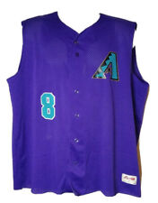 Vintage Arizona Diamondbacks Baseball Jersey #8 Men's Large MLB Baseball