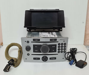 Cd70 navi Vauxhall Astra Sat Nav with screen 383555646 CID BN 13275954 With CODE