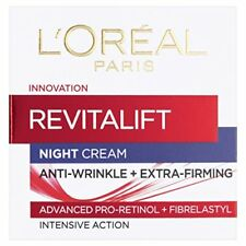 LOreal Paris Revitalift Anti-Wrinkle Night Cream 50ml