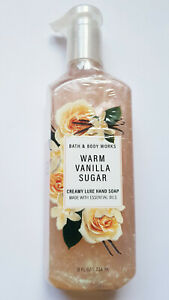 BATH AND BODY WORKS GENTLE FOAMING & CREAMY LUXE HAND SOAP (259ml)NEW SCNTS 2020