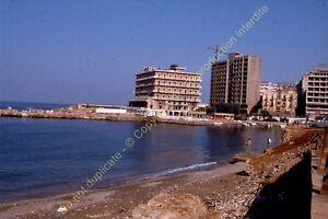 Originale Ekta Diapositiva Transparancy Foto Slide Libano Beirut n2