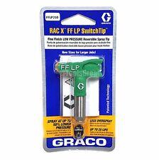 Graco Rac X FFLP 210 Fine Finish Paint Spray Tip Size 210